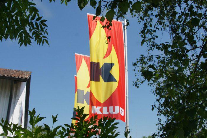 klug-fahne