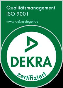 Klug-Dekra-QM-ISO-9001